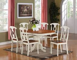 Dining Room Table And Chairs White Oval Dining Table White Oval Glass Dining Room Tables Oval Dining