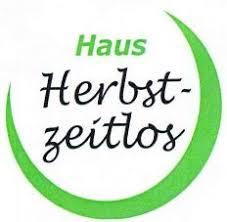 Bildergebnis für Haus Herbstzeitlos Logo