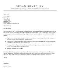 resume cover letter new nurse example sample sample cover letter for new graduate