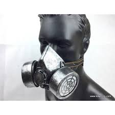 Silver <b>Steampunk Gas</b> Mask | Party Expert – Page 13