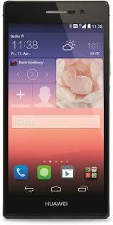 Huawei Ascend P7 : Buy Huawei Ascend P7 (Black, 16 GB) Online ...