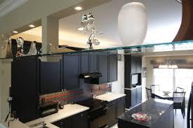 balancing act design and lighting keep black kitchen light and bright black kitchen lighting