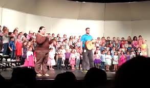 hate speech com man ejected from kindergarten concert after spewing hate speech