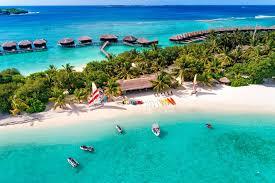 Sheraton Maldives <b>Full Moon</b> Resort (Мальдивы Атолл Северный ...