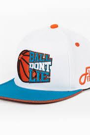<b>Бейсболка FLAT FITTY Ball</b> Dont Lie (White-Orange-Blue-FF-91200 ...