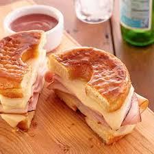 Monte Cristo Donut Sandwich Recipe | Land O