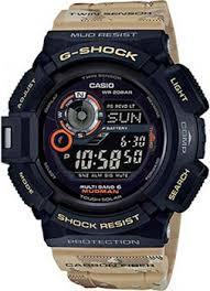 Наручные <b>часы Casio</b> G-Shock с бежевым браслетом ...