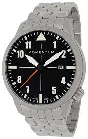 Наручные <b>часы Momentum 1M</b>-SN92BS0 — купить по выгодной ...