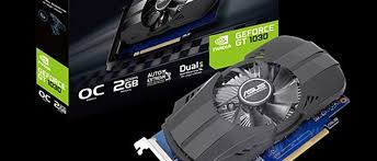 Знакомство с <b>GeForce GT</b> 1030 на примере <b>видеокарты ASUS</b> ...