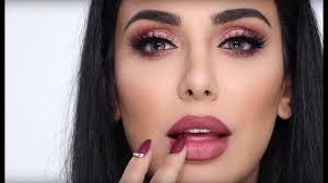 How To Contour Your <b>Lips</b> by <b>Huda Beauty</b>   Sephora - YouTube