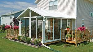 patio slab sets: patio building kits patio sunroom kits