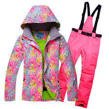 <b>2019</b> Winter <b>Snow jacket Women Ski Suit Female Snow Jacket</b> And ...