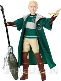 "<b>Кукла Драко Малфой</b> игра в квиддич ""Гарри Поттер"" (<b>Harry</b> Potter ..."