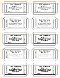 ticket maker template invoice template receipt template ticket maker template ticket template 23 documents in printable raffle ticket template p 155 376776848