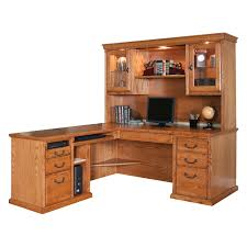 wooden l shaped desk with hutch and drawer with black handle plus computer stand for home bathroomoutstanding black staples office furniture lshaped
