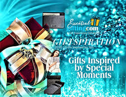 """Giftspiration Blog """"Gifts Inspired by <b>Special Moments</b>"""""""
