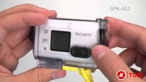 Подводный бокс для Экшн <b>Камеры</b> Sony - YouTube