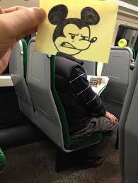 Image result for bored commuter
