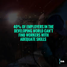 10 powerful statistics from the 2016 social good summit that made workers adequate skills socialgoodsummit workerskills