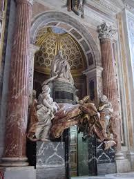 Túmulo do Papa Alexandre VII