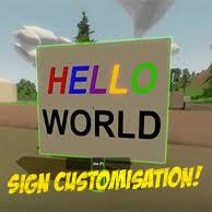 Guide :: Unturned Sign Customisation - Steam Community