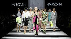 Marc Cain <b>FASHION</b> SHOW <b>Spring</b>/Summer <b>2020</b> @ <b>Fashion</b> Week ...
