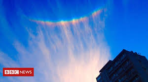 Who, What, Why: How common are upside-<b>down rainbows</b>? - BBC ...