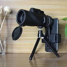 Outdoor Lens for Smartphone <b>40X60 Zoom Monocular Telescope</b> ...