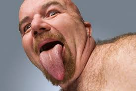 Stephen Taylor's tongue has been officially measured at nearly 10cm - stephen-taylor-tongue