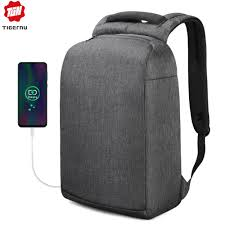 new usb backpack mens casual big capacity travel notebook womens fashion multifunction large school bag