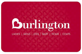 Gift Cards   Burlington