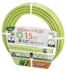 """Купить <b>Шланг Claber Aquaviva</b> Plus <b>1/2</b>"""" 15 метров по выгодной ..."""