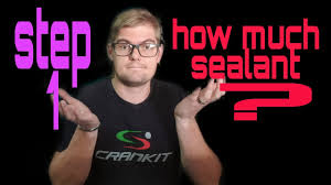 How much Stans sealant for my <b>29er</b> tyre - YouTube
