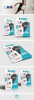t shirt flyer templates by grafilker graphicriver t shirt flyer templates corporate flyers