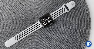 Пора почистить <b>силиконовый ремешок</b> Apple Watch