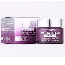 <b>Ампульный крем</b> для лица с коллагеном LA MISO Ampoule Cream ...
