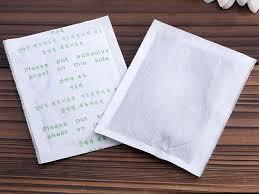 Bamboo <b>Detox</b> Foot Patch: 20-Pack | Mental Floss Shop