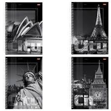 """<b>Тетрадь</b> Hatber """"City Collection"""" (""""Города"""") 80 листов клетка ..."""