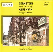 vienna symphonic pop orchestra симон гейл bernstein west side story gershwin porgy and bess
