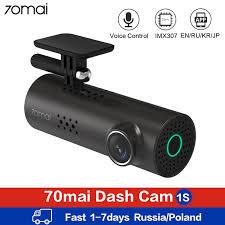 <b>70mai Dash Cam</b> 1S Wifi Car DVR Camera Full HD 1080P Night ...