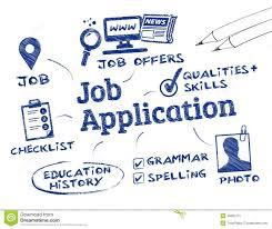 job application career plans resume builder job application career plans job opportunities career pages job application stock illustration image 40691751