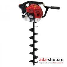 <b>Мотобур ADA Ground</b> Drill 3 А00330 - Бензиновые мотобуры в ...