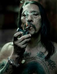 From 2011 to 2013 Danny Trejo will have been in 51 movies. 2011 1) In The Shadow 2) Young Justice (1 episode) 3) Recoil 4) Blacktino 5) Bones (1 episode)