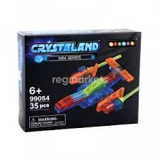 <b>Конструкторы Crystaland</b> купить в Москве (от 144 руб.) 🥇