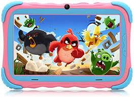 "<b>Kids Tablet</b>, 7"" HD Display with Eye Protection Screen, <b>ZONKO</b> ..."