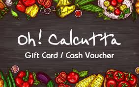 Oh! Calcutta Giftcard Voucher Price in India - Buy Oh! Calcutta ...