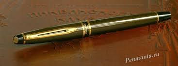 Обзор <b>перьевой ручки Waterman Expert</b>