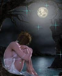Resultado de imagem para imagens de solidão e tristeza