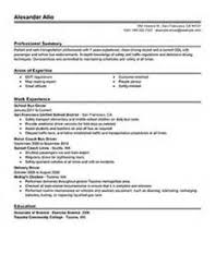 sample resume for a school bus driver   right management resume    sample resume for a school bus driver