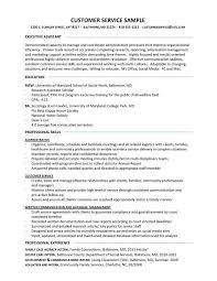 customer service resume resume sample resumes customer service